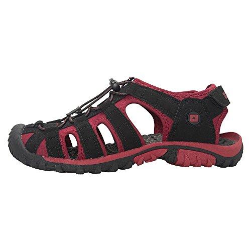 mountain-warehouse-trek-womens-sporty-shandal-outdoor-shoes-comfortable-flat-walking-velcro-sandals-