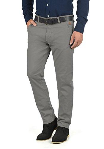 BLEND Kainz Herren Chino-Hose Stoffhose aus hochwertiger Baumwoll-Mischung, Größe:W38/32, Farbe:Granite (70147)