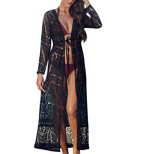 Cardigans Mujer Largo 2019 Nuevo SHOBDW Pareos Casual