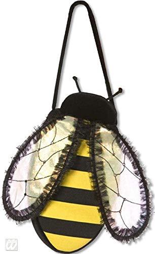 (Horror-Shop Bienen Handtasche)