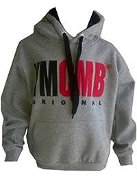 Ymcmb - Sweat Ymcmb enfant gris - 10 ans,12 ans,14 ans