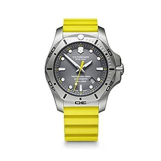 Victorinox Hombre I.N.O.X. Professional Diver – Reloj de Acero Inoxidable de Cuarzo analógico Hecho en Suiza 241844