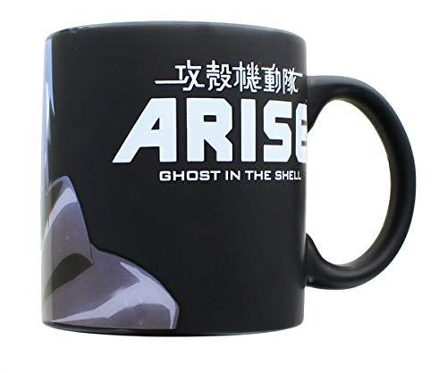 Klauenhammer, Ghost in the Shell: Arise Offizielles Major Motoko Kusanagi Keramik Premium Kaffee Becher Geschenk
