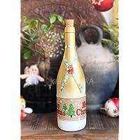 Botella decoración