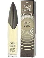 Naomi Campbell Queen of Gold EdT für Sie 30ml