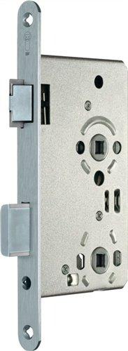 Preisvergleich Produktbild Zimmertür-Einsteckschloss nach DIN 18251-1 Kl. 3 Bad DIN re. Dorn 65 mm Entf. 78