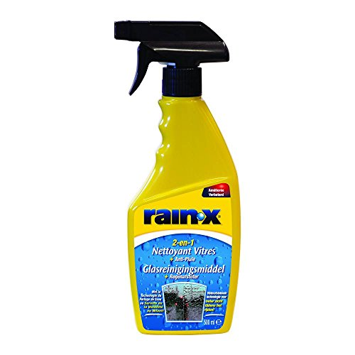 CARPOINT Rain-x 1830048 88197500 Detergente vetri e repellente pioggia 2-in-1, 500 ml