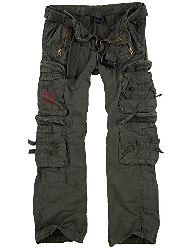 Surplus Royal Traveler Trousers, royalgreen, M