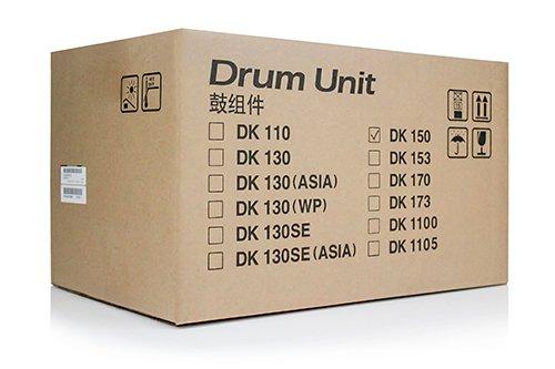 Preisvergleich Produktbild Original Bildtrommel passend für Kyocera FS-1028 MFP DP Kyocera DK150 2H493010 , 302H493010 , 302H493011 - Premium Trommel - Schwarz - 100.000 Seiten