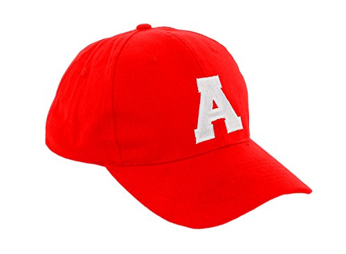 Morefaz - Gorra de béisbol roja infantil unisex