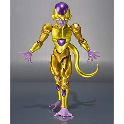 LLKOZZ Dragon Ball Anime Estatua Modelo Fliesa colección de muñecas/Regalo de cumpleaños -15CM Juguete