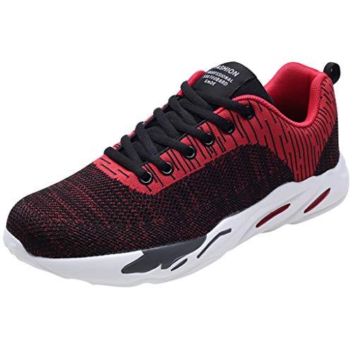 KERULA Sneakers, Outdoor Mesh Breathable Running Shoes Non-Slip Sneakers Lace-up All Star Comfy Mesh-Comfortable Work Low Top Walking füR Damen & Herren Merrell Slip-heels