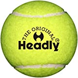 Headly Light Yellow Cricket Tennis Ball