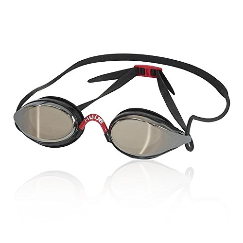 Huub Brownlee Swimming Goggle Black Black with Dark