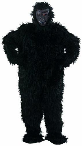 Limit Sport MA067 Gr. XL - Schwarzer Gorilla 2-teilig (Anzug Komplett- Hut)