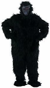 Limit Sport - Disfraz de peluche gorila para adultos, color azul claro, talla XL (MA067A)