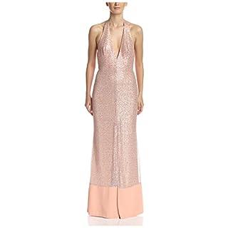 A.B.S. by Allen Schwartz Women's Halter Gown