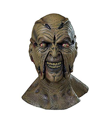 Kostüm Creepers - Unbekannt Générique mahal745-Maske Latex Erwachsene The Creeper-JEEPERS Creepers (Schuhe)-Einheitsgröße
