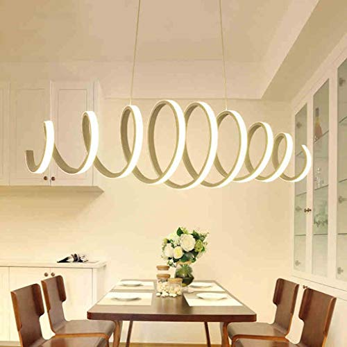 Deckenleuchten Postmodern Simple Art Essence Kronleuchter Creative Warm Bar Space Lights Estudiar lámparas de luz (gr ozl szlig e: 70cm)