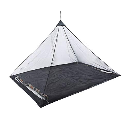 Moskitonetz für Einzelbett, Insektenkopfnetz, für Reisen, Camping, Angeln, Wandern, 220 x 120 x 100 cm