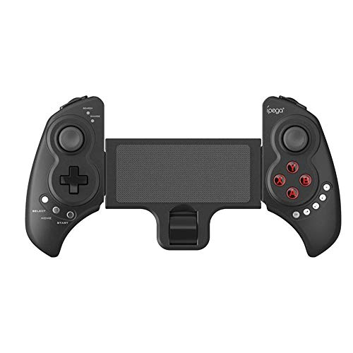QXKMZ Ipega PG-9023 Retractable Bluetooth Gamepad Wireless Gamepad Für iPhone Ipod Ipad Ios, Samsung Galaxy Note HTC LG Android Tablet Stand Und Game Controller Adapter Ipod-controller