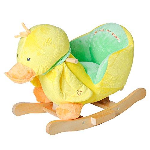 Knorrtoys Schaukeltier Ente