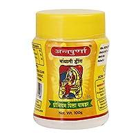 Annapurna Bandhani Hing Premium Yellow Powder, 100Grams