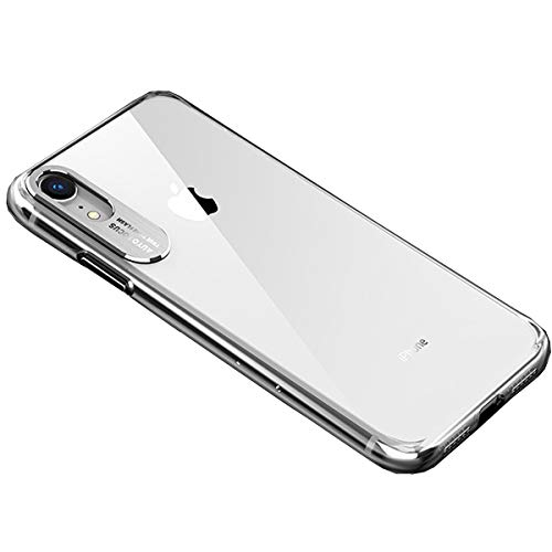 636823dcdf0 Hexcbay Funda para iPhone X/XS, Funda para iPhone XR, Ultra Thin [Crystal  Clear] [Light Weight] [Shock-Absorption] Cubierta Transparente para iPhone  XS MAX ...
