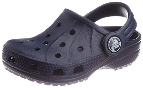 crocs Ralen K Navy Clogs-C8C9(15908)