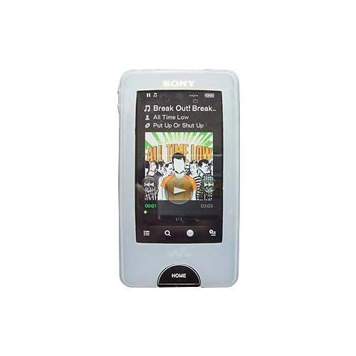 Sony Walkman X Series (X1051 & X1061) 16GB & 32GB Video MP3 Player Silicone S...  available at amazon for Rs.1849