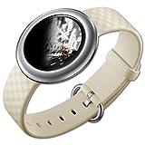 atFoliX Blickschutzfilter kompatibel mit Huawei Honor Band Z1 Blickschutzfolie, 4-Wege Sichtschutz FX Schutzfolie