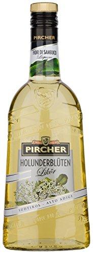 Südtiroler Holunderblütenlikör Pircher 70 cl.
