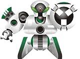Indigos 4051719955392 Wandtattoo MD345 Roboter Zerstörer 40 x 29 cm, bunt farbig