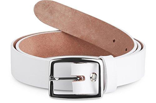 Merry Style Cintura Donna 100% Vera Pelle 3 Extra Spessa D41