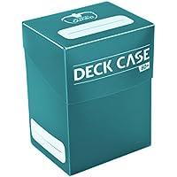 Ultimate Guard Deck Case 80+ Standard Taglia Petrol Blue Ultimate
