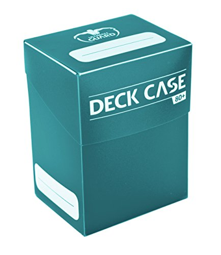 Ultimate Guard Deck Case 80+ Standard Taglia Petrol Blue Ultimate Guard