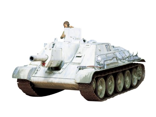 Tamiya 1:35 Russian Tank Destroyer SU 122