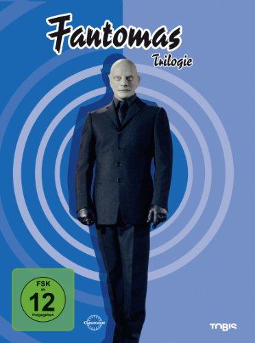 Bild von Fantomas (Limited Edition, 3 DVDs) [Special Edition]