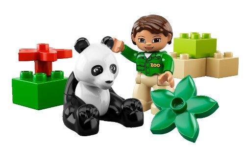 Imagen principal de LEGO DUPLO 6173 - El Oso Panda
