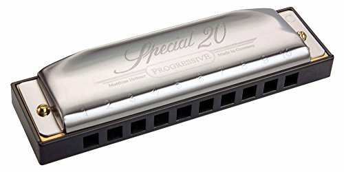 Hohner Progressive Special 20 Mundharmonika C-Dur