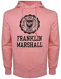 606cd64409a Amazon.co.uk: Franklin & Marshall - Hoodies / Hoodies & Sweatshirts ...