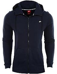 Nike Nsw M Modern Fz-Ft Hoodie Sweat-shirt-Homme