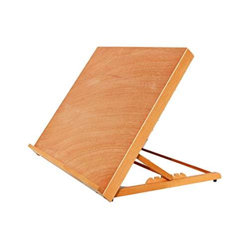 integriert, Winkel einstellbar Faltbare Multifunktions (Holz), 47 * 36CM / 65 * 48CM (Größe: 65 * 48CM) ()