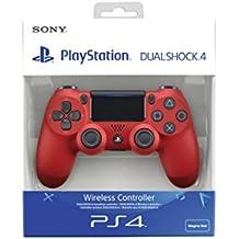 Manette DualShock V2 pour PS4 - rouge