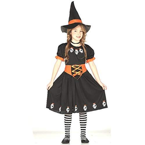 Guirca Tuta Costume Clown Horror Pennywise IT Carnevale Halloween Bambino TG 7/9 Pagliaccio