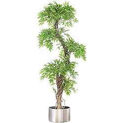 Vert Lifestyle Elegant Schick Luxus Kunstbäume Japanisches Art für Innenräume, Kunstblumen, Kunstpflanzen, Hohe 167 cm, Modisch, Imitation, Büropflanzen