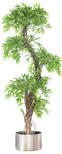 Vert Lifestyle Elegant Schick Luxus Kunstbäume Japanisches Art für Innenräume, Kunstblumen, Kunstpflanzen, Modisch, Imitation, Büropflanzen. Hohe 162 cm.