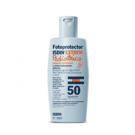 ISDIN Fotoprotector Pediatrics Extremo Loción Hidratación intensa SPF 50 - 125 ml.