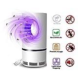 Huishoudelijke USB Muggenlamp,Energiezuinige Muggenlamp met Lage Decibel,Fotokatalytische Niet-Giftig Type Muggenmoordenaar,Geschikt voor Binnen En Buiten (Model 1)