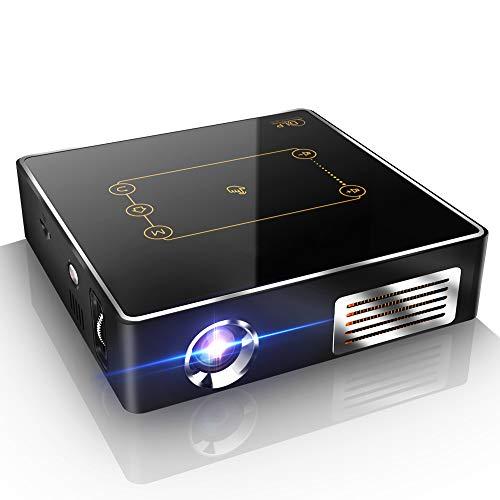 CZWNB 2G+16G Projektor 4K HD Intelligente Projektion DLP Technologie